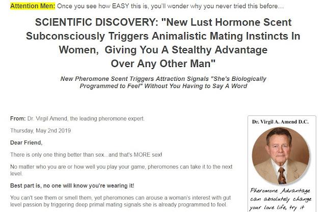 Pheromone Advantage: Attract The Opposite Sex With Pheromones