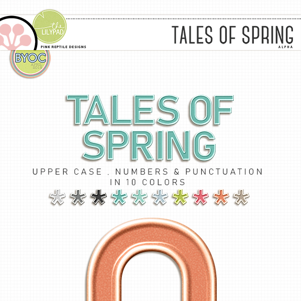 Tales Of Spring | Alpha