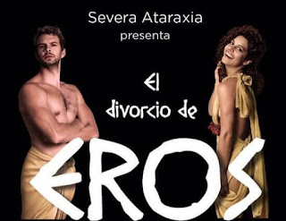 Poster El Divorcio de Eros