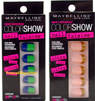 Logo Diventa tester Maybelline Color Show Nail Falsies