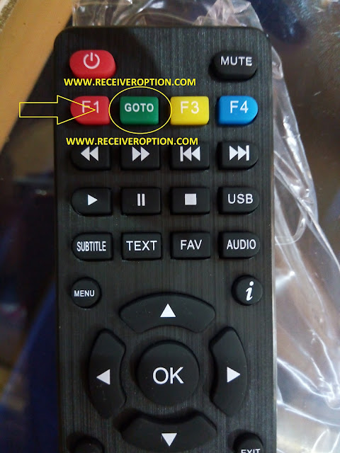 NEOSAT 9000 EXPERIENCE HD RECEIVER BISS KEY OPTION