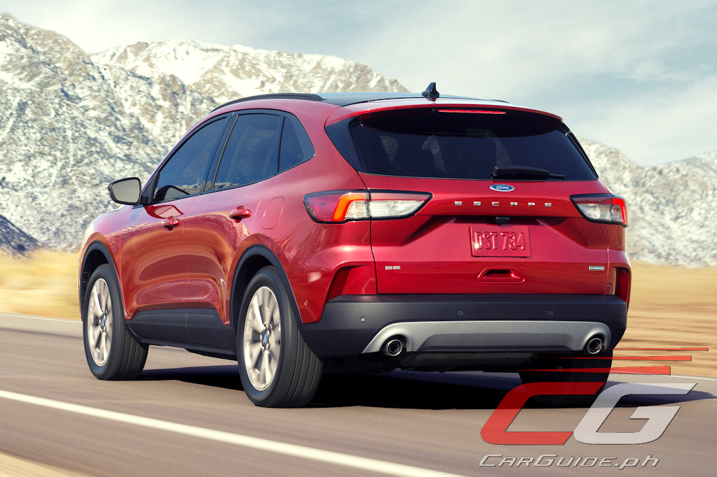 Yes The Ford Escape Is Still Alive And This Is How The
