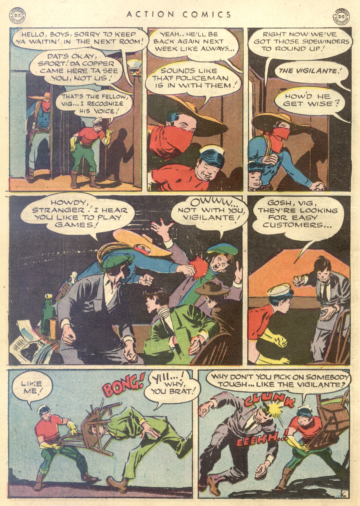 Read online Action Comics (1938) comic -  Issue #88 - 36