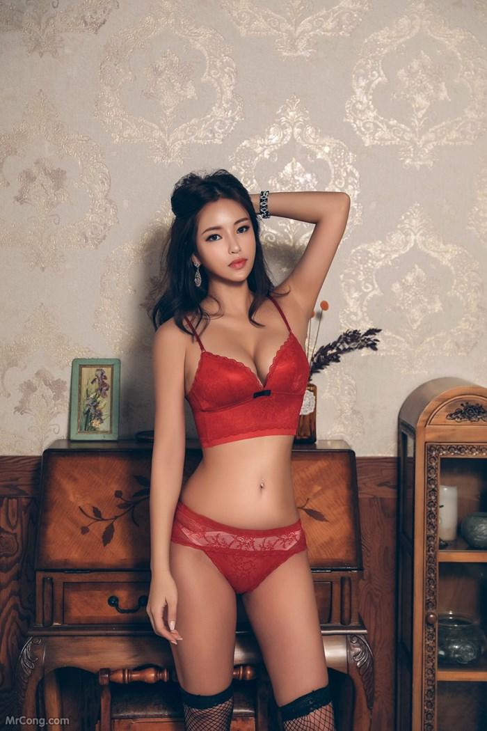 Image Kwon-Soo-Jung-MrCong.com-058 in post Người đẹp Kwon Soo Jung đầy mê hoặc trong bộ sưu tập nội y (134 ảnh)