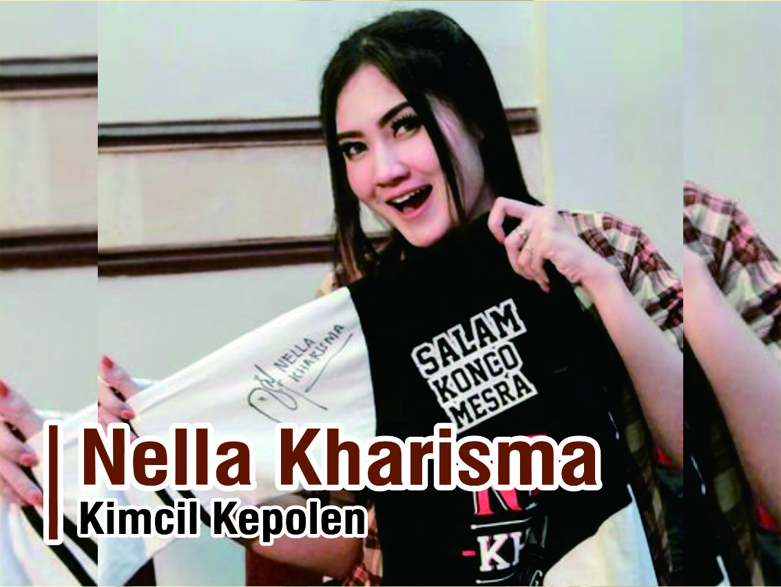 Lirik Lagu Kimcil Kepolen - Nella Kharisma dari album Nella Kharisma Special NDX artis indonesia chord kunci gitar, download album dan video mp3 terbaru 2018 gratis