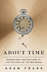 Book Cover with a broken watch