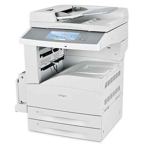 Lexmark X860 Printer Driver