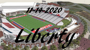 Cats play at Liberty in 2020