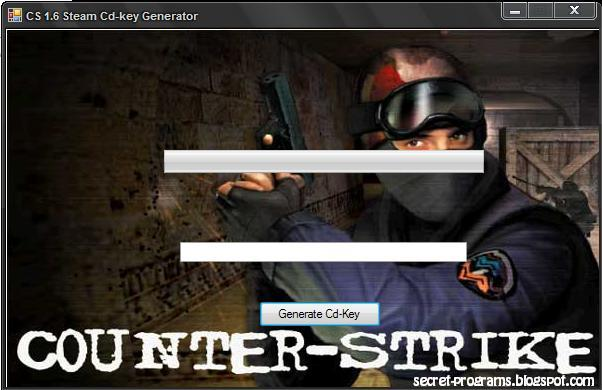 counter strike 1.6 steam key free