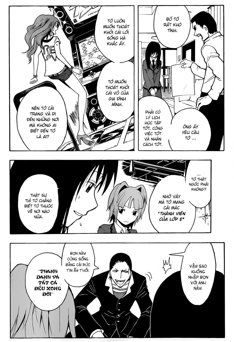 Ansatsu Kyoushitsu chap 17 trang 7