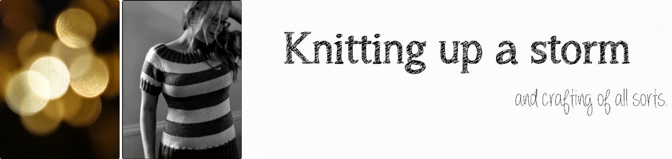 ...Knitting Up A Storm