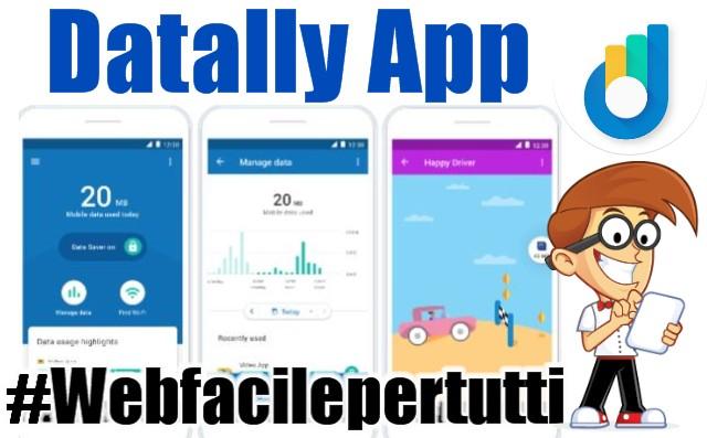 Datally | Nuova Applicazione Di Google Per Risparmiare Traffico