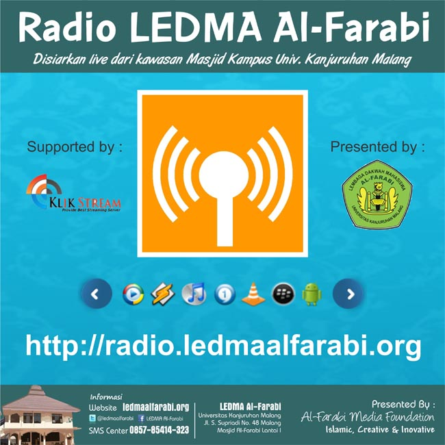 Al-Farabi Launching Radio