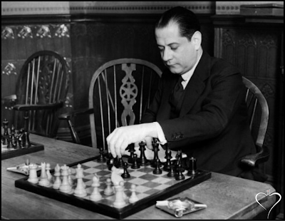 Capablanca-en-1931-©-Cleveland-Public-Colection