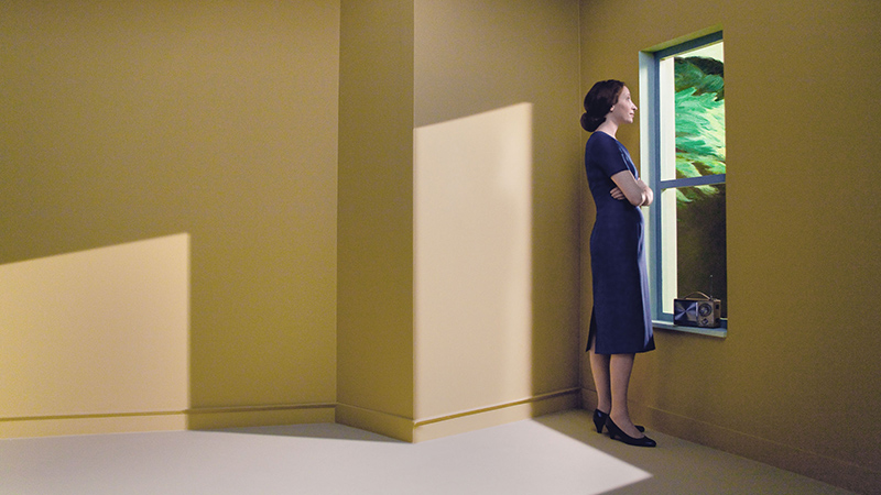 Edward Hopper Room In New York Wikipedia
