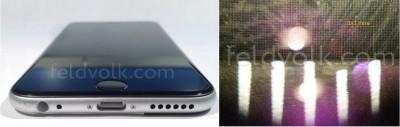 Ini Dia Penampakan Layar iPhone 6 di Bawah Mikroskop
