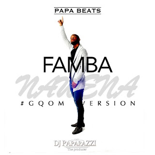 DJ Paparazzi - Famba Nawena (Gqom Version)