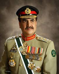 general raheel sharif story