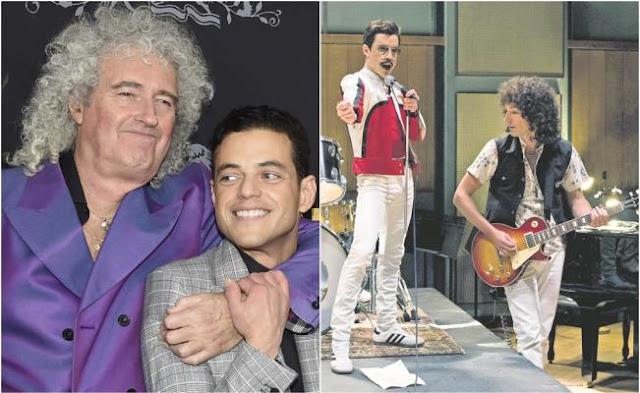 bryan may habla de la secuela de Bohemian Rhapsody