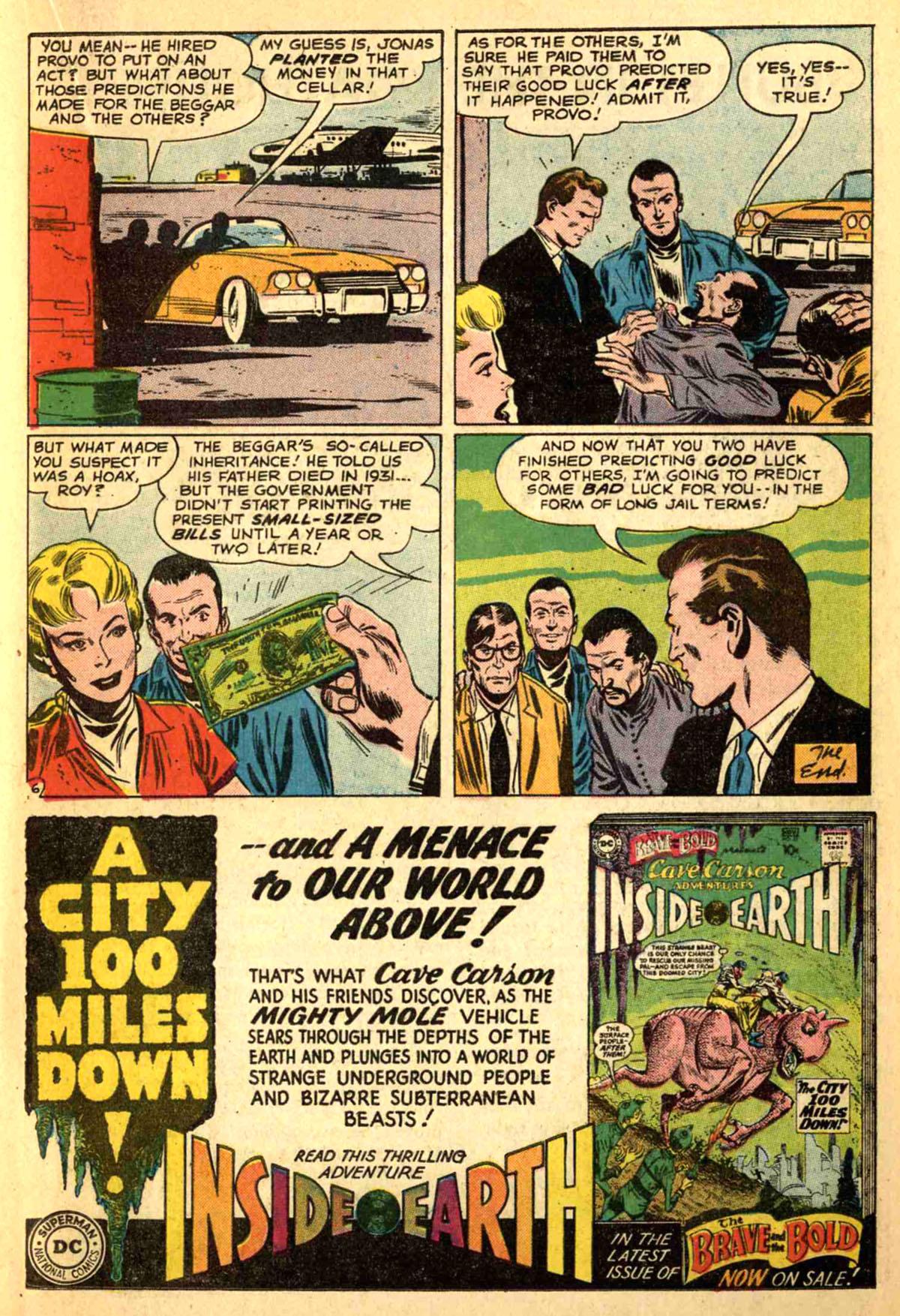 Detective Comics (1937) 285 Page 22