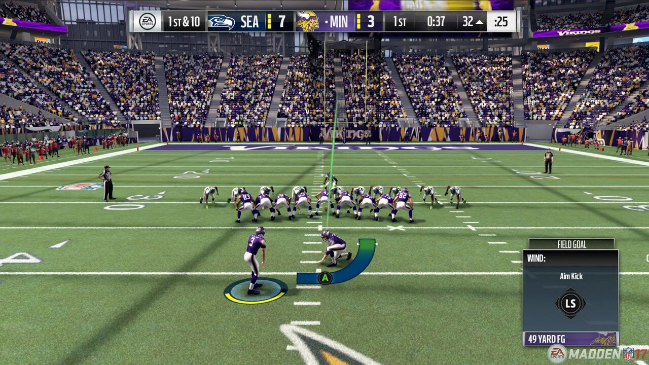 Imagem 3 do jogo Madden NFL 17 Xbox 360