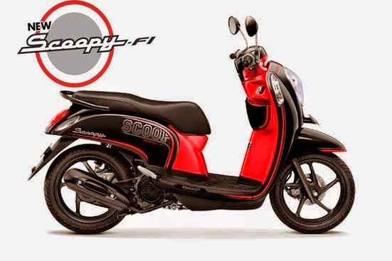 Honda Scoopy PGM-FI