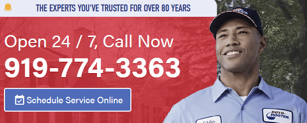 24 Hour Affordable Emergency Plumber Sanford NC Services