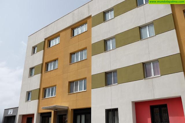 La Consejería de Obras Públicas, Transporte y Vivienda destina 1,3 millones de euros a 24 actuaciones de reforma y reparación en viviendas públicas de las islas