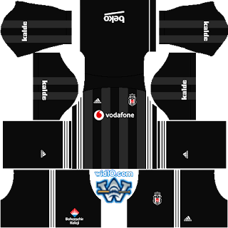 Beşiktaş 2019 yeni sezon Dream League Soccer fts 19 forma logo url,dream league soccer kits, kit dream league soccer 2018 2019, Beşiktaş dls fts forma süperlig logo