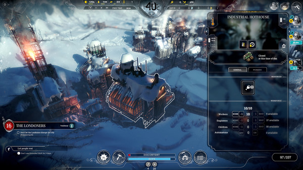 Frostpunk PC Full Version Screenshot 2