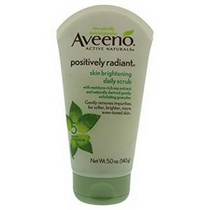 Sữa rửa mặt tẩy tế bào chết dùng hàng ngày Aveeno daily scrub của Mỹ