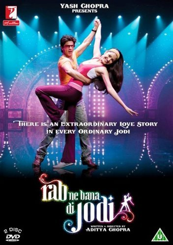 Rab Ne Bana Di Jodi (2008) Hindi 480p BRRip 450MB