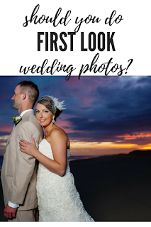 Should You Do First Look Photos At Your Wedding?