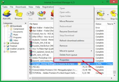 Cara Mengatasi File Download Pada IDM Tidak Bisa di Resume 23