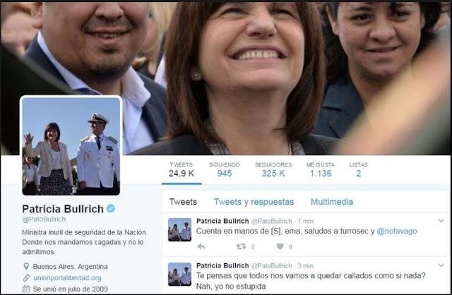 Que no te pase lo mismo que a Bullrich: Hardening de Twitter