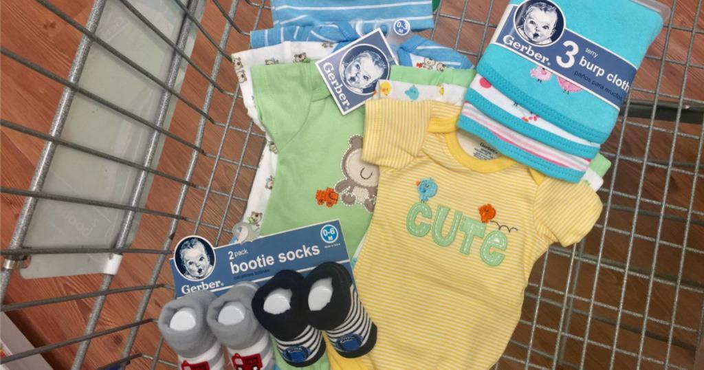 FREE Gerber Items at Walmart | BisMan Cheapskate