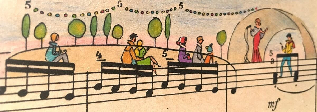 16-City-Park-Lyapunov-and-Erlich-Music-Sheets-Colored-Illustrations-www-designstack-co