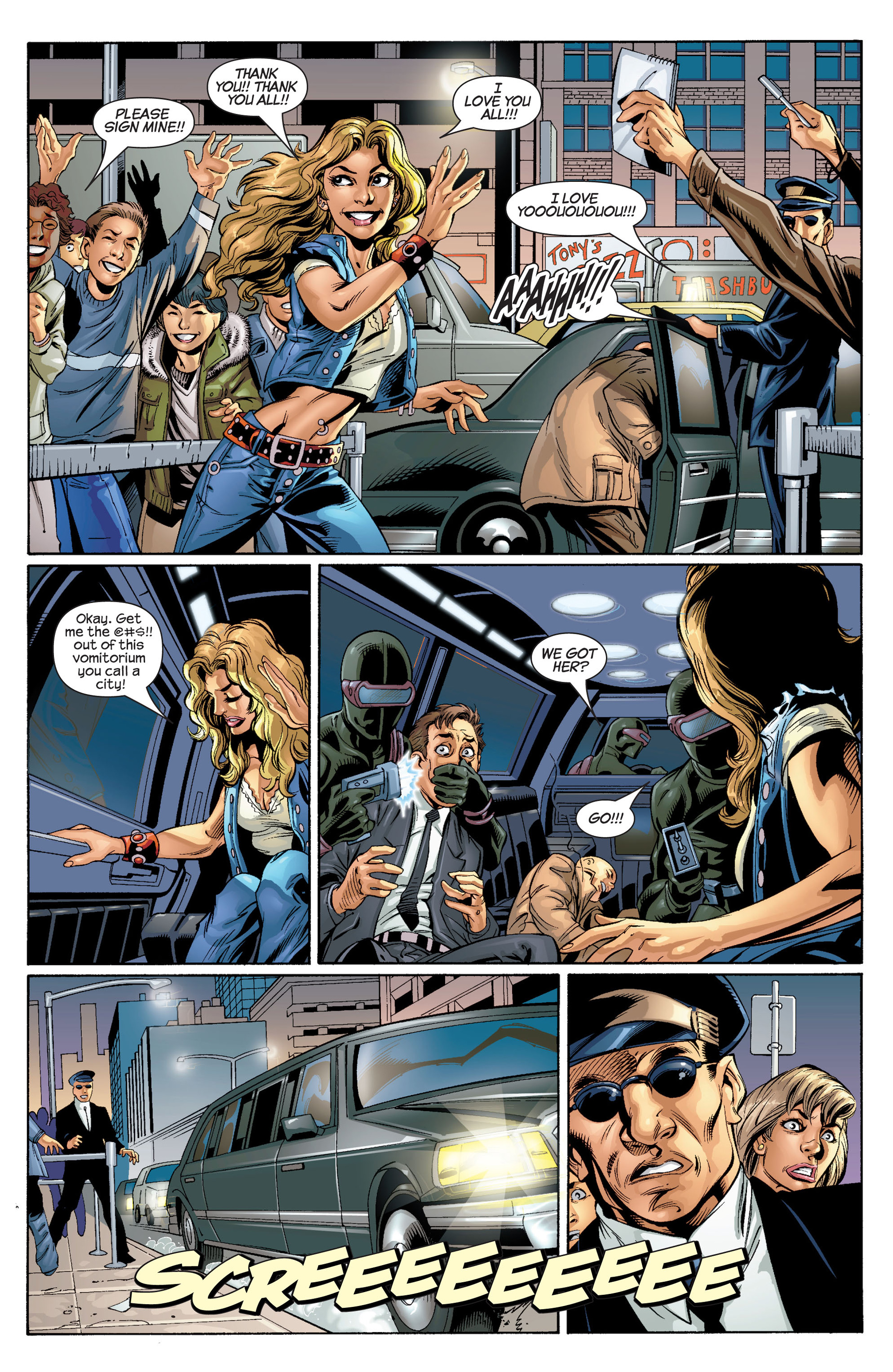 Read online Ultimate Spider-Man (2000) comic -  Issue #35 - 3