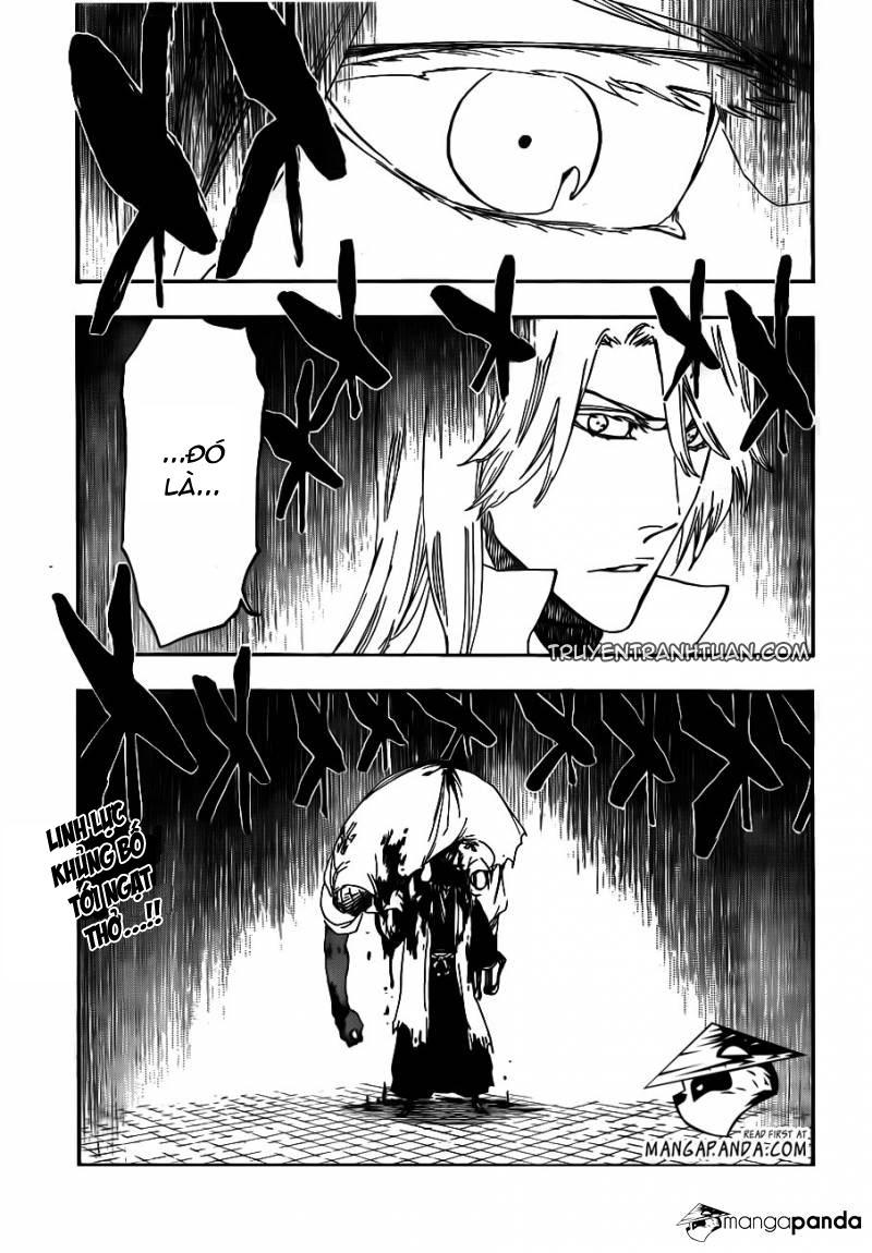 Bleach chapter 503 trang 1