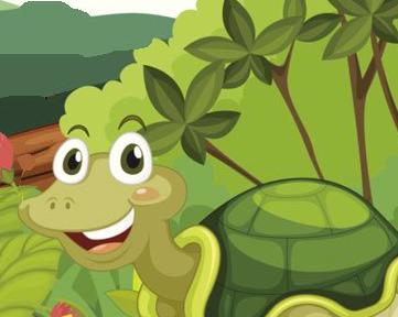 Cuentos infantiles para niños - Uga la tortuga