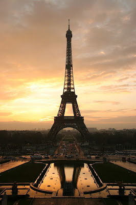 The Icon of Paris Eiffel Tower