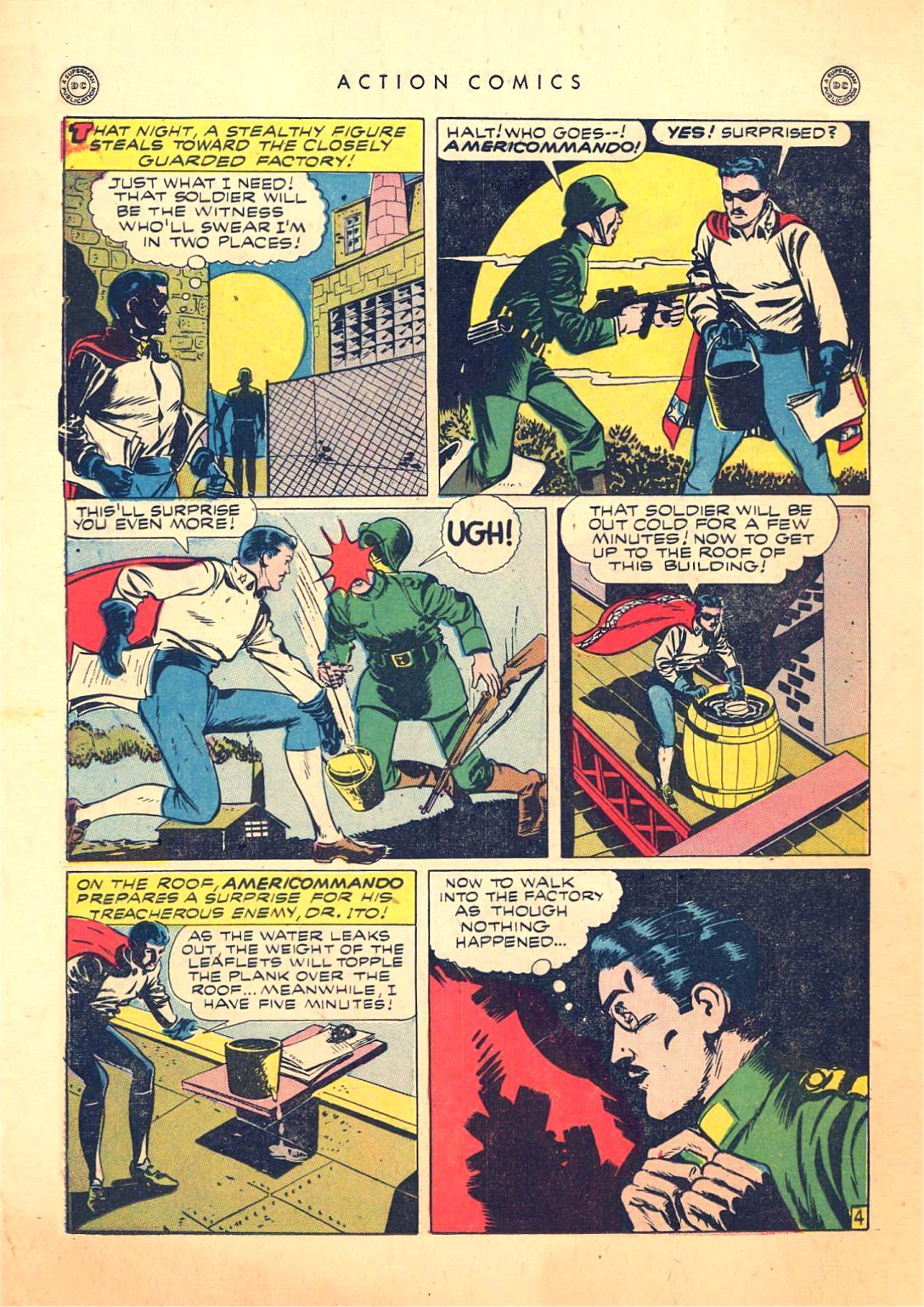 Action Comics (1938) 73 Page 42