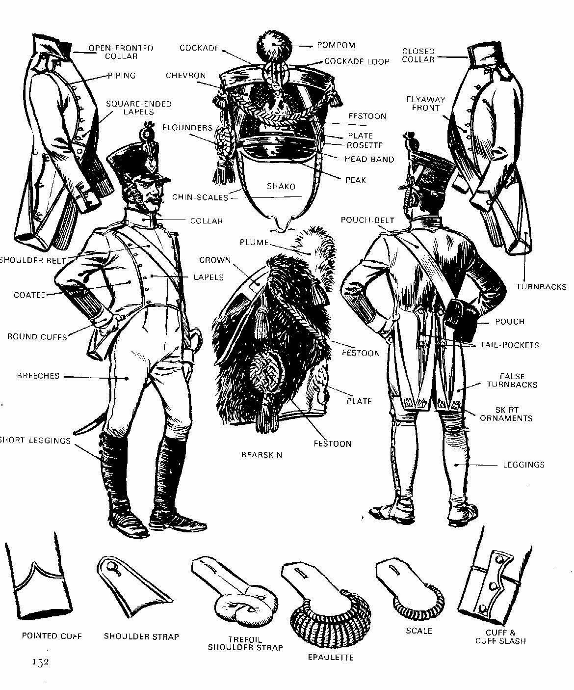 Murdock S Marauders Napoleonic Intantry Uniform