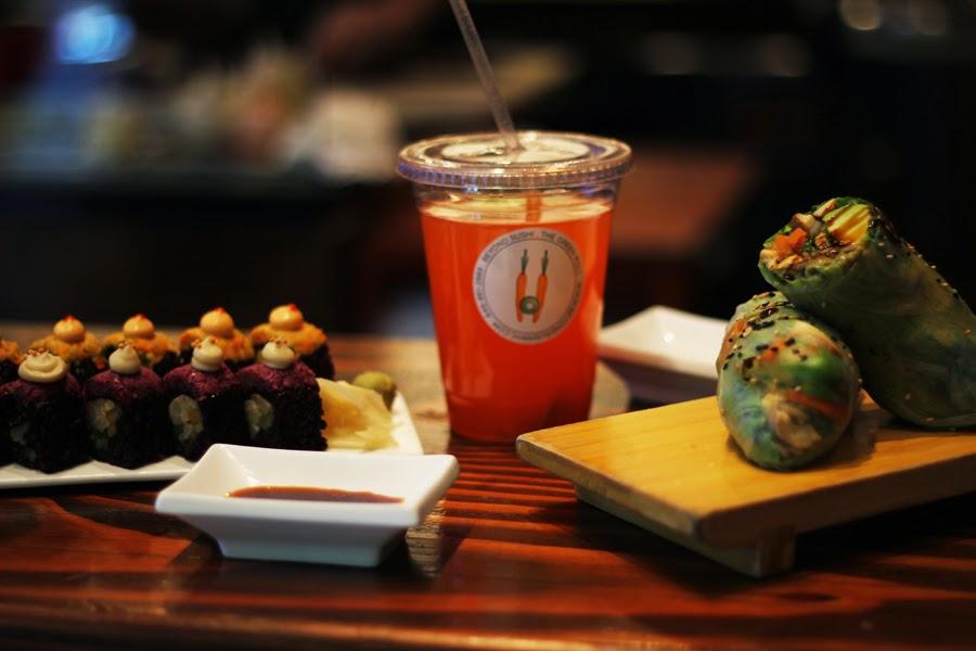 sushi fresh food beyond sushi new york chelsea market