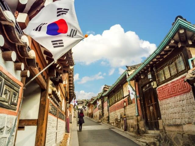 Paket 5h 3m Korea Muslim Tour Dgn Garuda Airlines Seoul Summer