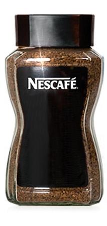 Glasdesign für Nescafé