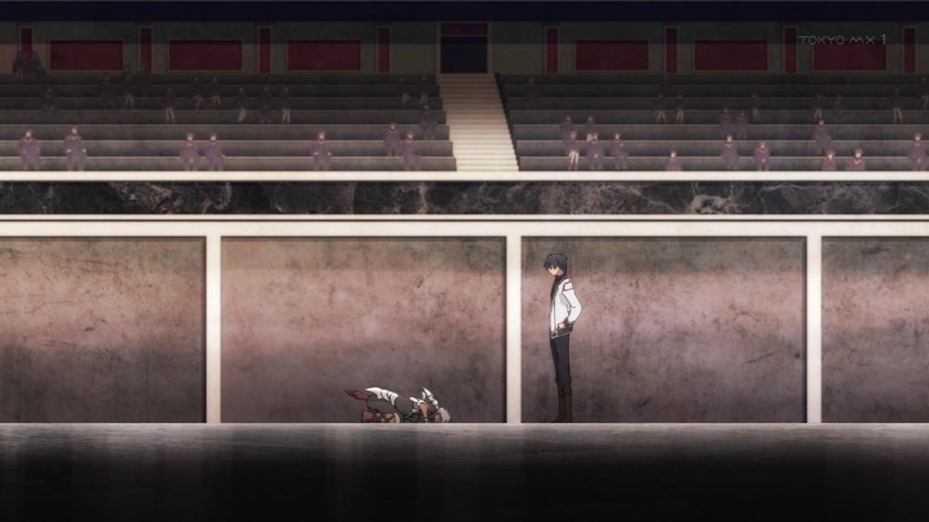 Maou Gakuin no Futekigousha Shijou Saikyou Episode 1