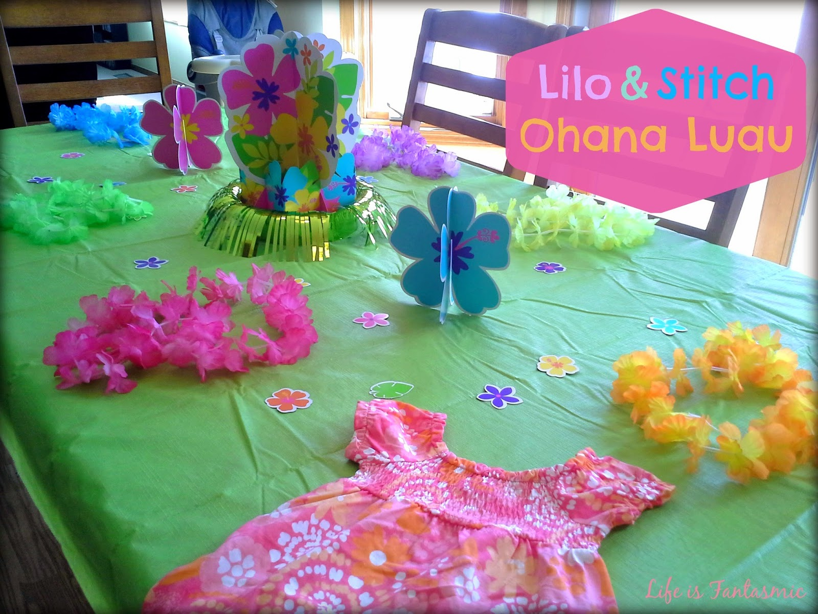 Lilo And Stitch Themed Food Ideas