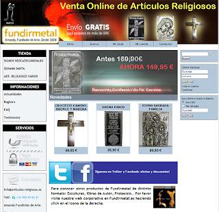 1c28a1ca4bd Estamos muy orgullosos de poder presentar nuestra primera tienda online de  artículos religiosos donde ofreceremos  productos del Camino  Neocatecumental