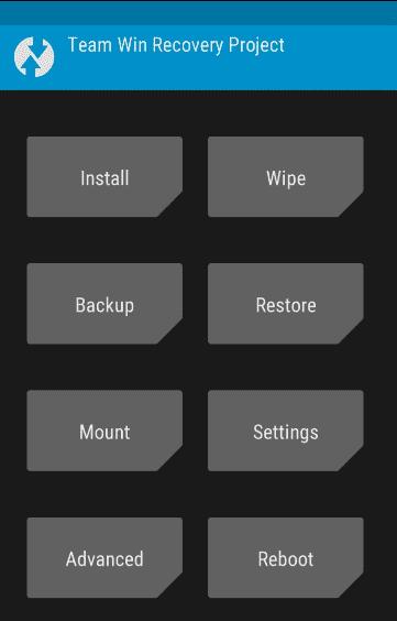 Menghilangkan File Sampah Cache Xiaomi